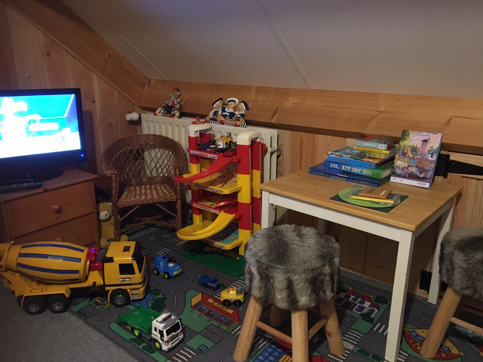 Speelgoed en speelgelegenheid voor kinderen